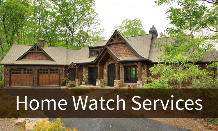 Big Canoe Home Watch Services