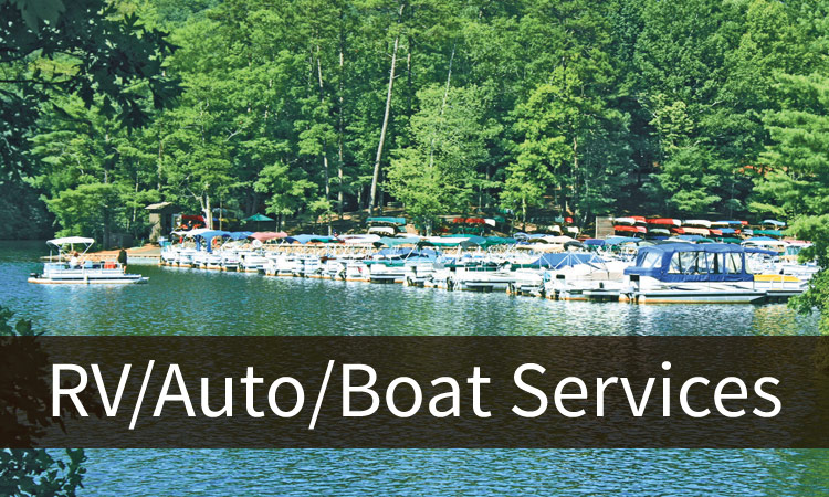 Big Canoe RV, Boat & Auto Services