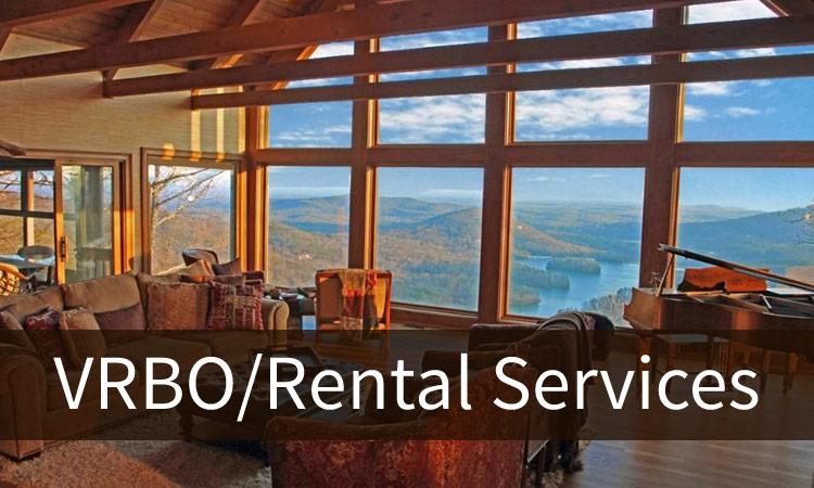 Big Canoe VRBO & Rental Services